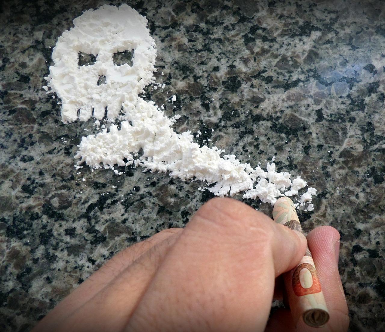 consommation de drogues dures