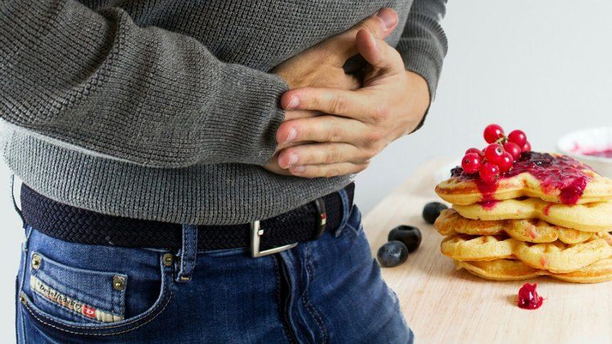 probleme de digestion pour cause d'intolérance au gluten